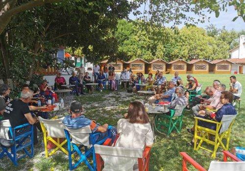 Πολίτες από την ευρύτερη περιοχή των Πιερίων ενώνουν τις δυνάμεις τους κατά των ανεμογεννητριών