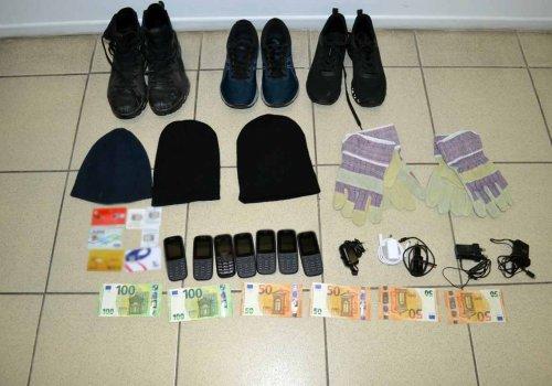 Εξιχνιάσθηκε κλοπή μεγάλου χρηματικού ποσού από ΑΤΜ στην Πιερία