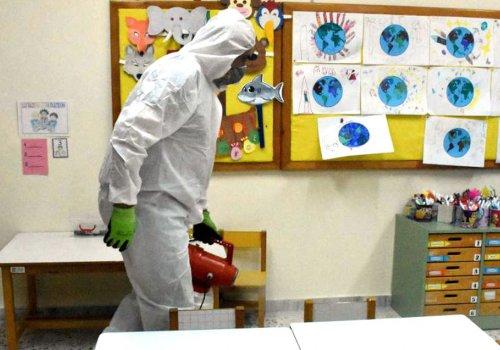 Διαδοχικά λουκέτα σε σχολικές μονάδες ή τμήματα λόγω κρουσμάτων κορονοϊού
