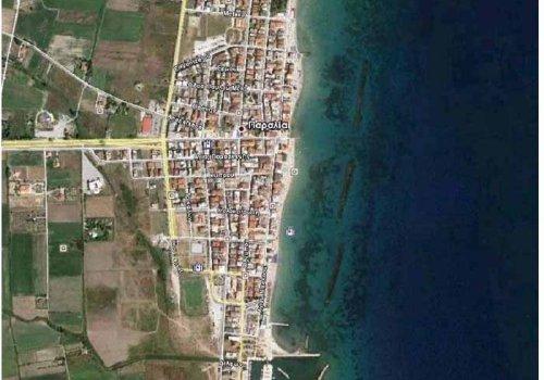 Κονδύλια ύψους 2.500.000 € για την αντιπλημμυρική θωράκιση της  Παραλίας