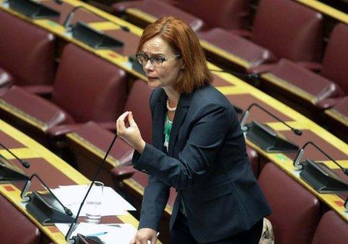 Κοινοβουλευτική παρέμβαση της Μπέττυς Σκούφα για κατασκευή στραγγιστικού δικτύου στο Κίτρος