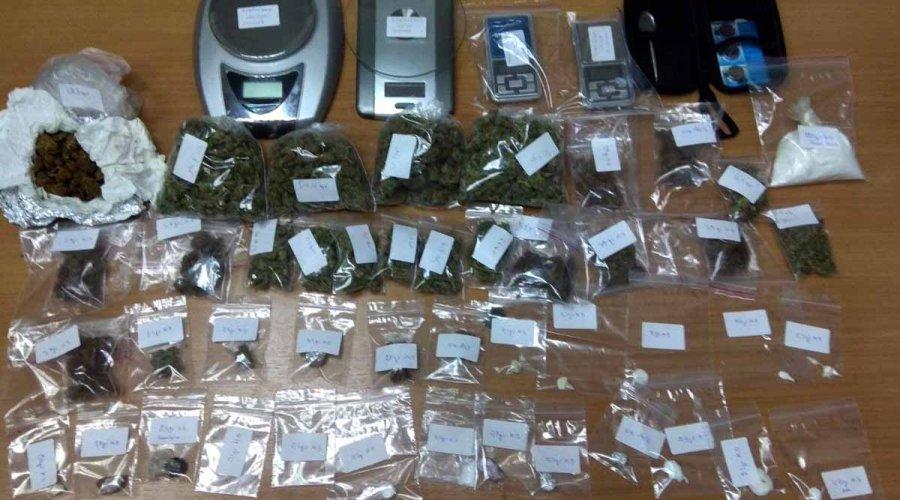 Σύλληψη στην Κατερίνη για διακίνηση ναρκωτικών ουσιών