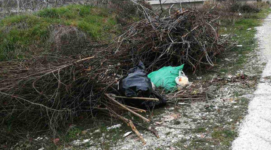 Νέο περιστατικό ρύπανσης στην περιοχή του Πέλεκα ταυτοποίησε ο Δήμος Κατερίνης